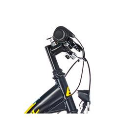 s'cool XXlite 20 3-S - Vélo enfant - steel noir
